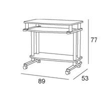 Medidas mesa ordenador E2