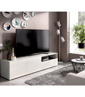 Mueble TV Kloe Fines/Grafito