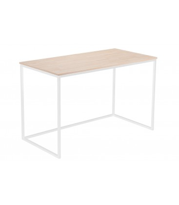 Mesa Estudio Mia Roble Nordish/Blanco