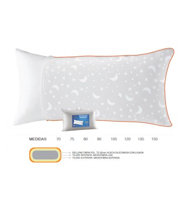 Almohada Everest Fibra