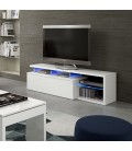 Mueble de TV Blue-Tech Blanco