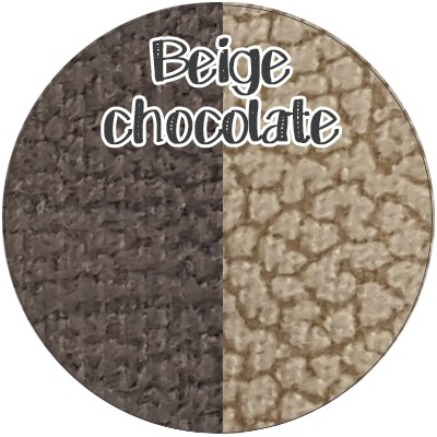 Velvet Beige-Chocolate